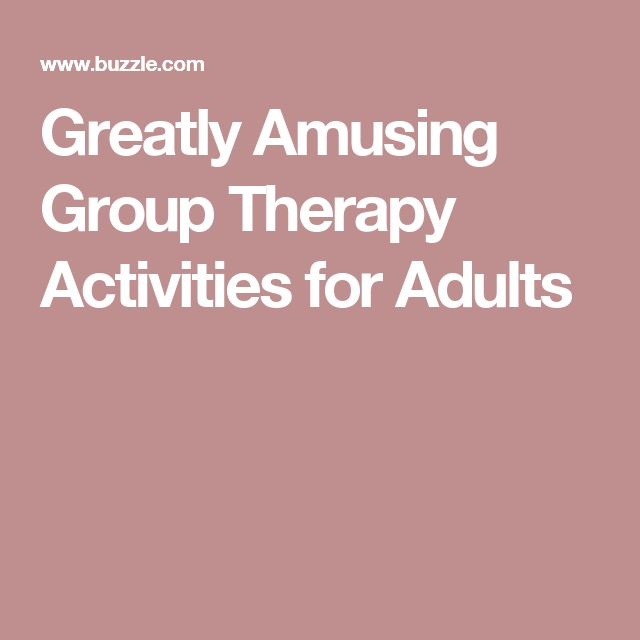 activity adult group