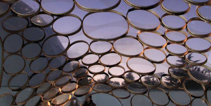 Circle Pack Pavilion