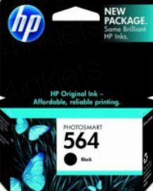 4inkjets discount printer supplies photo black inkjet print cartridge is a high resolution cartridge. Buy printer ink cartridges from 4inkjets.com to save time, money and unnecessary hassle. This original print cartridge contains genuine Hewlett Packard 564 ink that provides quality and reliability every time you print.