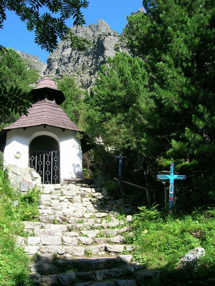 Slovakia | Štrbské Pleso | Vysoké Tatry | Symbolický cintorín | High Tatras | Cemetery