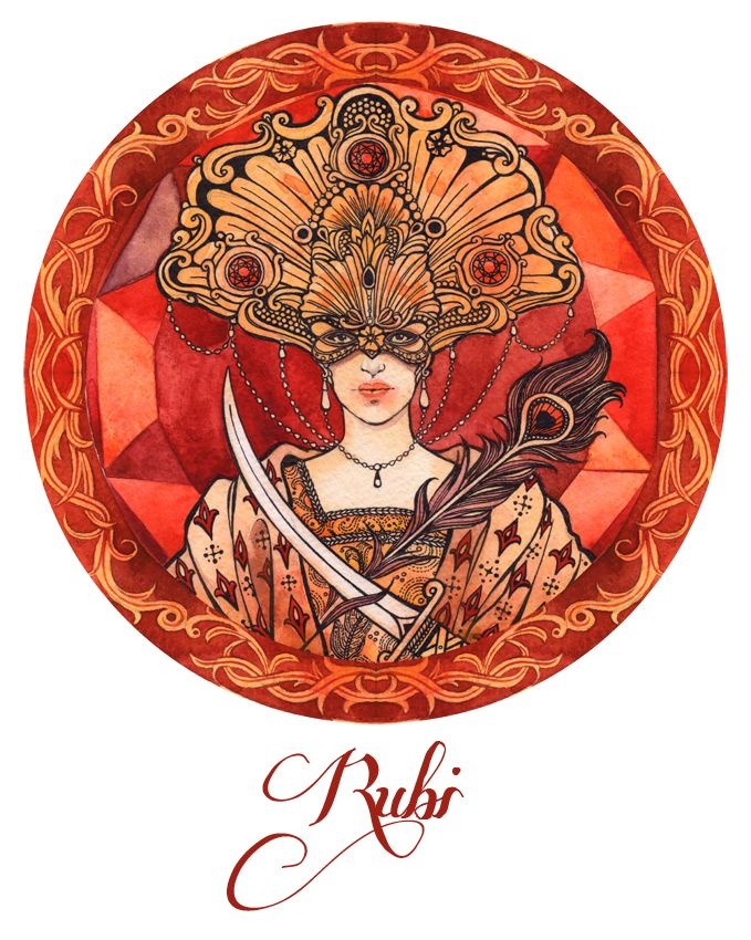 - Rubi - by Losenko.deviantart.com on @DeviantArt