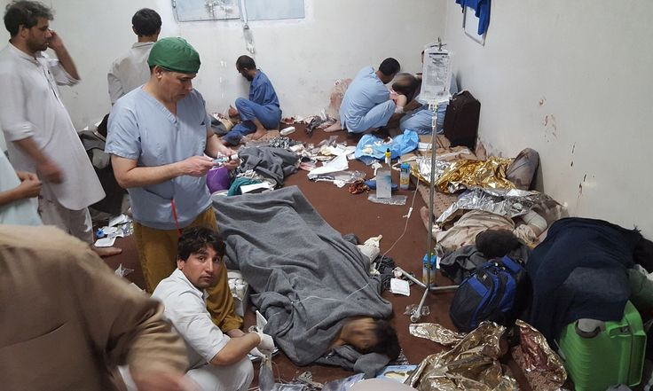 Doctors Without Borders airstrike: MSF says 33 people still missing | World news | The Guardian