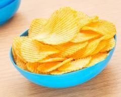 Chips de pommes de terre au micro-ondes Ingrédients