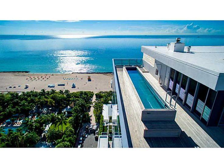4 bedrooms Condo for sale in Edition Miami Beach APT PH1602, Miami Beach Florida 33140
