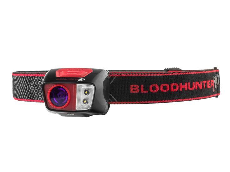 Latarka czołowa Primos Bloodhunter HD