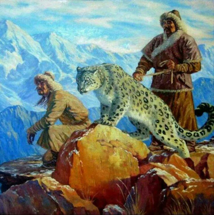 Central Asian Turks