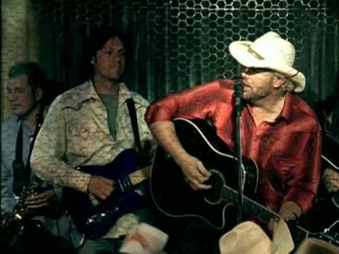 Toby Keith - I Love This Bar  I LOVE this song....reminds me of a neighbourhood bar my son took me to when I was in Portland.  It was awesome and I can't wait to go back!