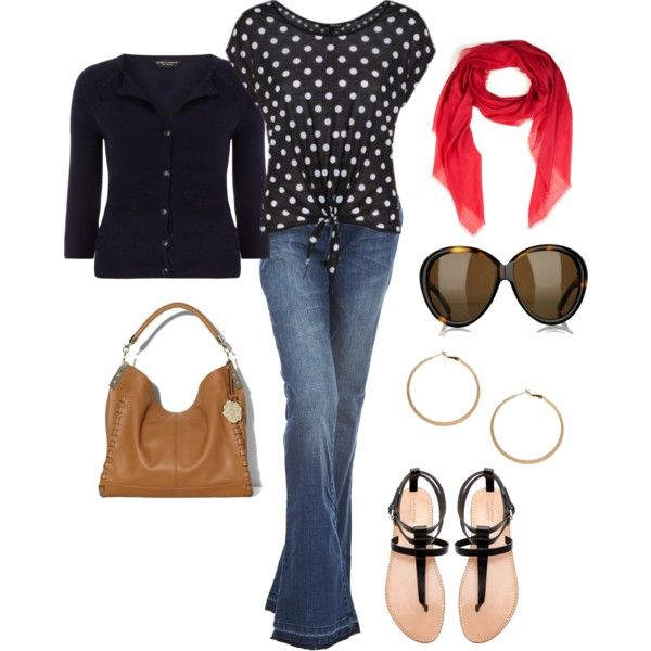 """""""Casual Classic Spring"""" by amyshewearsmanyhats on Polyvore"""