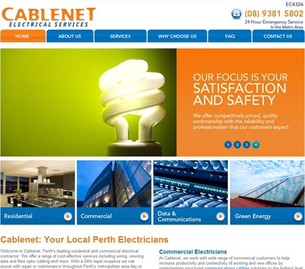 Exa has effectively helped Cablenet in creating a user-friendly website for promoting its brand image and generating additional business.