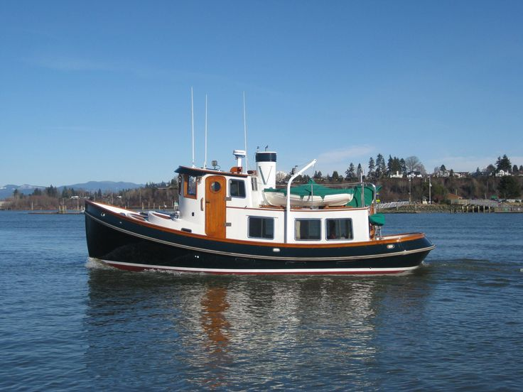 1983 Lord Nelson Victory Tug 37 Power Boat For Sale - www.yachtworld.com