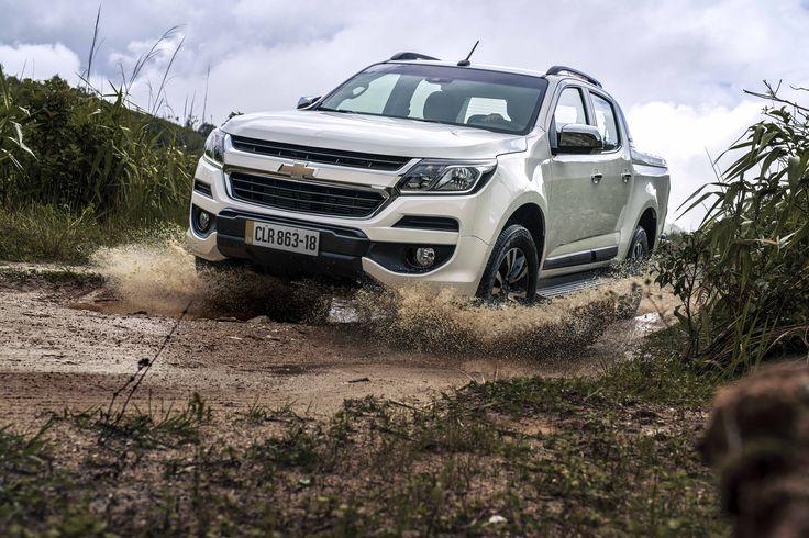 Chevrolet lanza en La Guajira su nueva pick up Colorado
