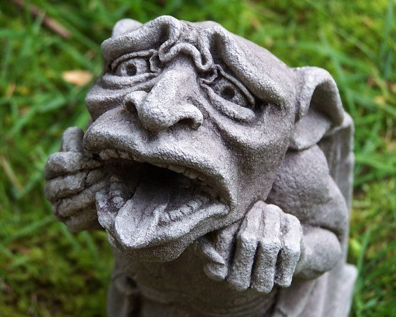17 Best 1000 images about Gargoyles on Pinterest Gothic Clay masks