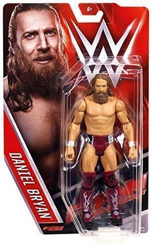 DANIEL BRYAN WWE MATTEL BASIC SERIES 57 ACTION FIGURE TOY (BRAND NEW) in Toys & Hobbies, Action Figures, Sports   eBay