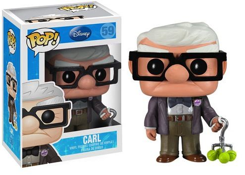 POP! Funko Carl...how I love this movie!!