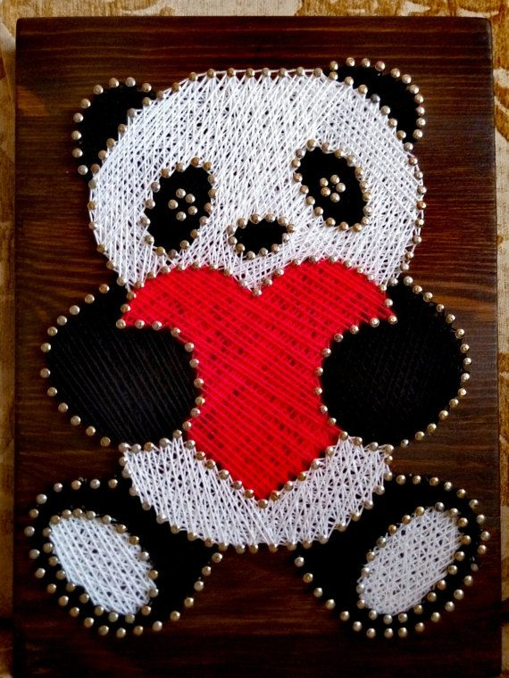 string art heart custom heart string art love and romance gallery wall heart heart string art