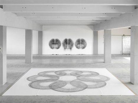 Upward Spiral: Amazing Mathematical Human Spirograph Art | Urbanist