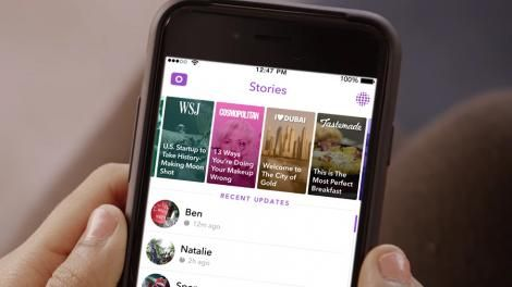 Snapchat is changing the way its Stories work again