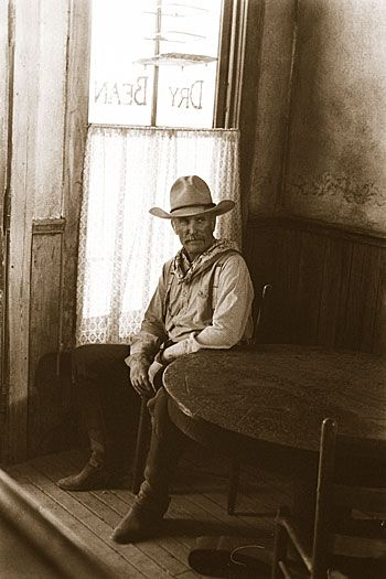 Robert Duvall (one of our favorite cowboys)