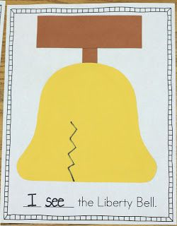 Mrs. Ricca's Kindergarten: Presidents Day