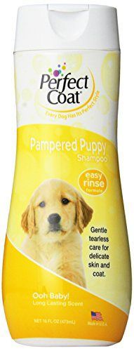 Perfect Coat Puppy Shampoo, 16-Ounce (I618EA) - http://www.thepuppy.org/perfect-coat-puppy-shampoo-16-ounce-i618ea/
