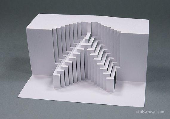 Origamic Architecture by Tatyana Stolyarova