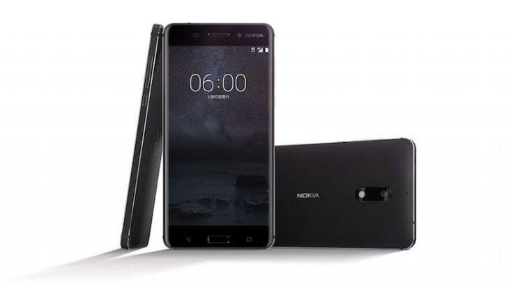 HMD Global da a conocer el Nokia 6: ¿Te lo comprarías?