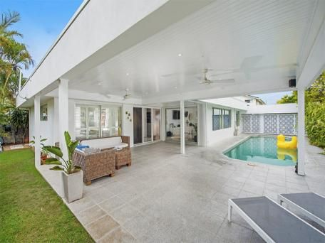 117  Allambi Avenue, Broadbeach Waters priced at $865,000 under contract (use as comparable)