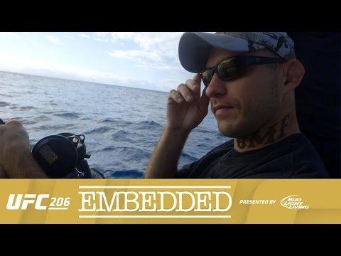 UFC 206 Embedded Episode 1 - http://www.lowkickmma.com/UFC/ufc-206-embedded-episode-1/
