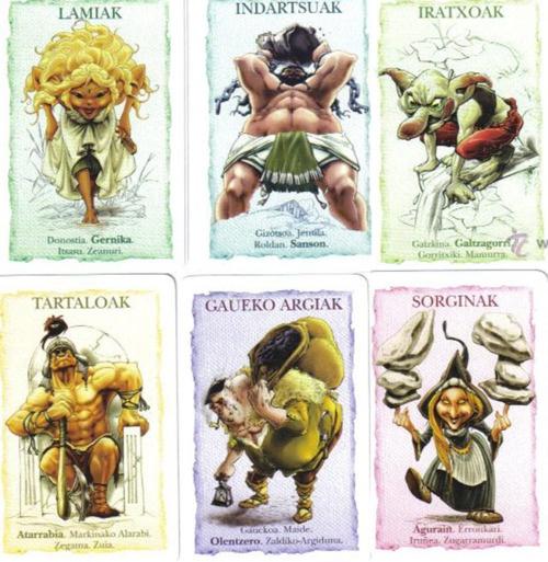 Resultado de imagen de basque mythology