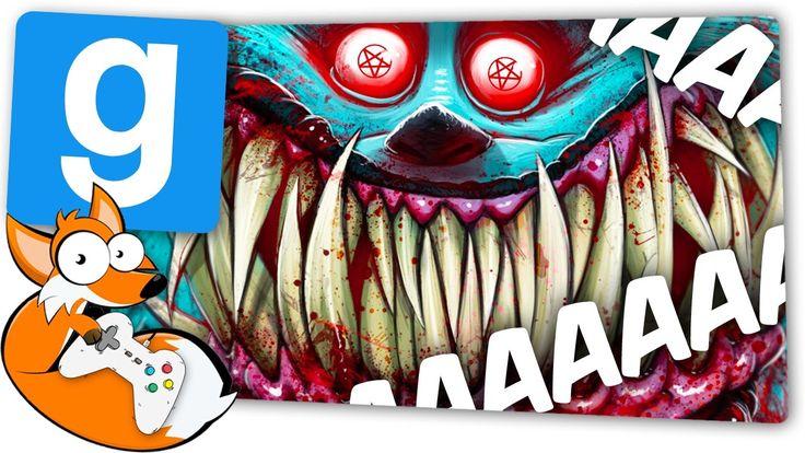 УГАРНАЯ ХОРРОР КАРТА В GARRY'S MOD! GMOD Horror http://youtu.be/AIM2Pk3IkWI