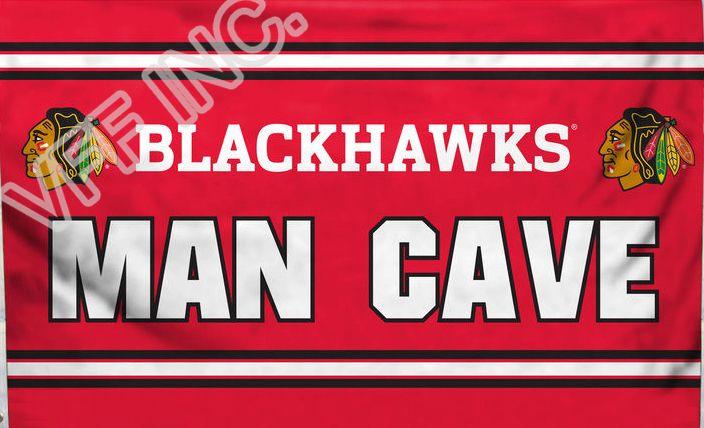 Чикаго Блэкхокс НХЛ Национальная Хоккейная Лига Флаг 3ft x 5ft Полиэстер Баннер Летающий 150*90 см Пользовательский флаг спорт шлем CB8