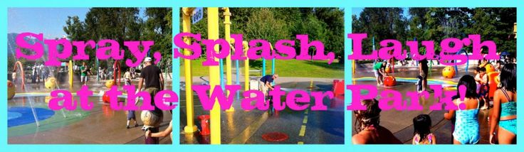 Splash parks and pools