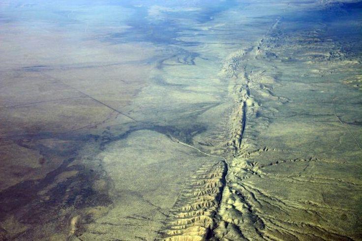 Podría haber un gran terremoto en California en cualquier momento - http://www.meteorologiaenred.com/podria-haber-gran-terremoto-california-cualquier-momento.html