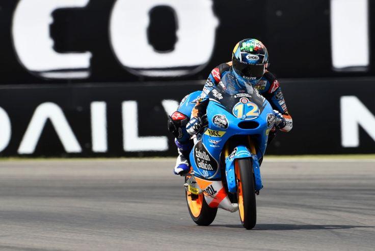 Alex Marquez, Dutch Moto3 Race 2014