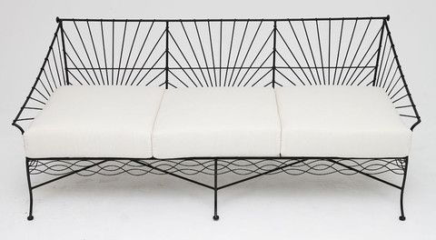 Iron Daybed - Complete Pad ®