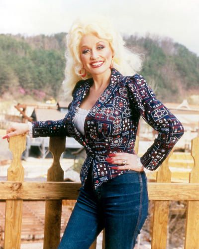 Nice pic of Dolly (1980's)