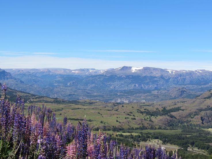 Carretera Austral, Coyhaique, Chile.
