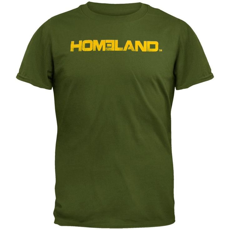 Homeland - Logo T-Shirt