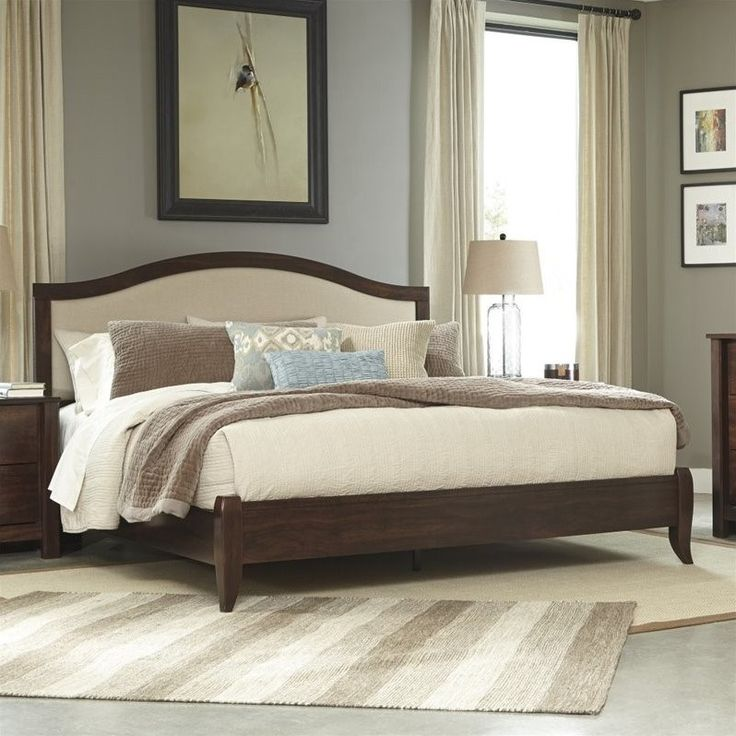Lowest Price Online On All Ashley Corraya Upholstered King