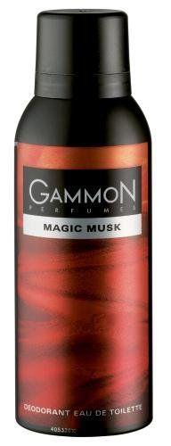 Sale Preis: Gammon Magic Musk Deodorant Eau de Toilette, 3er Pack (3 x 150 ml). Gutscheine & Coole Geschenke für Frauen, Männer & Freunde. Kaufen auf http://coolegeschenkideen.de/gammon-magic-musk-deodorant-eau-de-toilette-3er-pack-3-x-150-ml  #Geschenke #Weihnachtsgeschenke #Geschenkideen #Geburtstagsgeschenk #Amazon