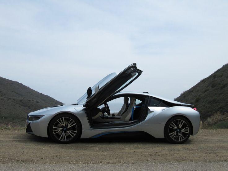 2015 BMW i8 First Drive