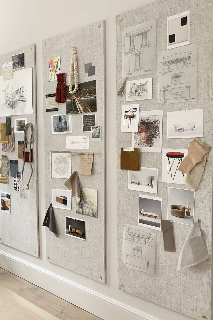 35 Inspiring Workspace With A Cork Wall 7 In 2020 With Images