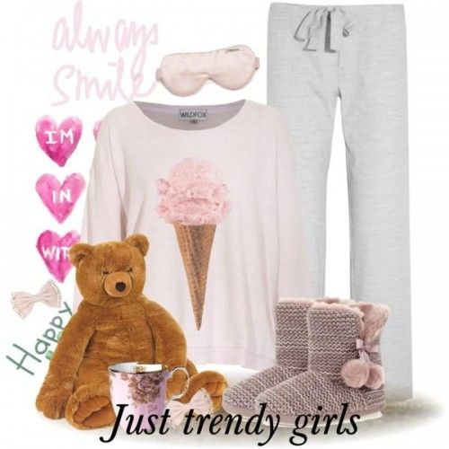 cute girly pajamas, Girly cute pajamas http://www.justtrendygirls.com/girly-cute-pajamas/