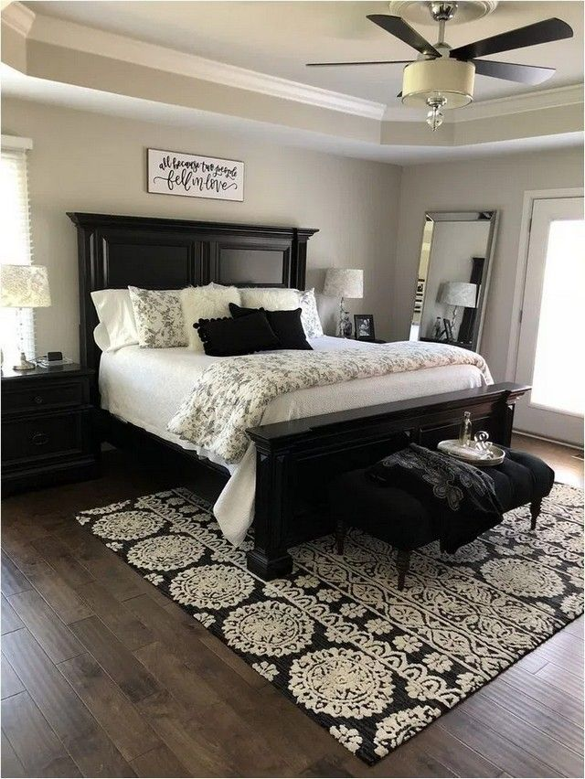 40 Master Bedroom Decor Ideas Inspirations In 2020 In 2020