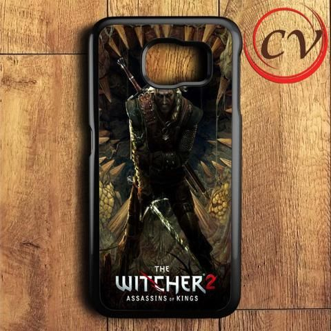 The Witcher 2 Assasins Of Kings Samsung Galaxy S7 Case