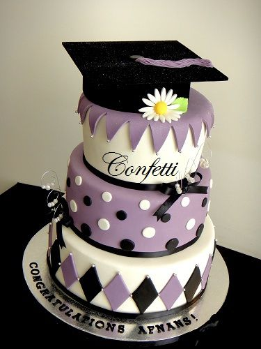 pictures of graduation cakes for girls - Google Search