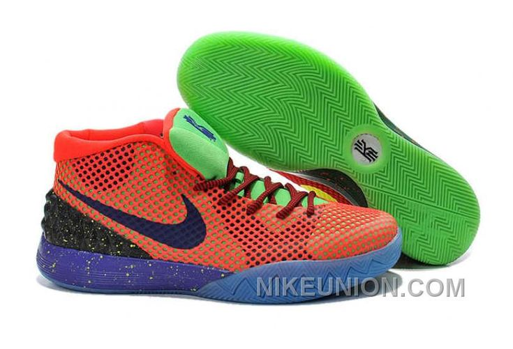 http://www.nikeunion.com/authentic-nike-kyrie-1-orange-green-purple-yellow-online.html AUTHENTIC NIKE KYRIE 1 ORANGE GREEN PURPLE YELLOW ONLINE Only $69.94 , Free Shipping!