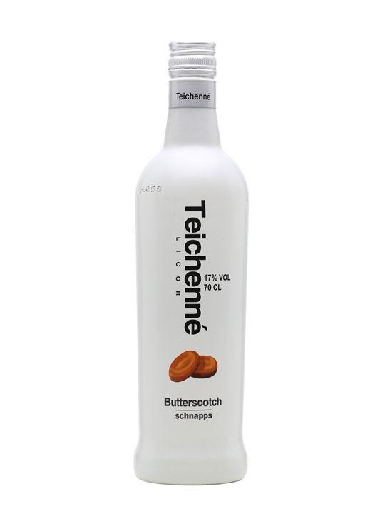 Teichenne Butterscotch Schnapps Liqueur : The Whisky Exchange