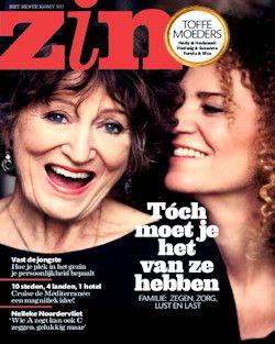 Proefabonnement: 4x Zin € 15,-: Zin is een blad met ervaring. Een bron van inspiratie met iedere maand ideeën en informatie die het leven extra kleur geven.