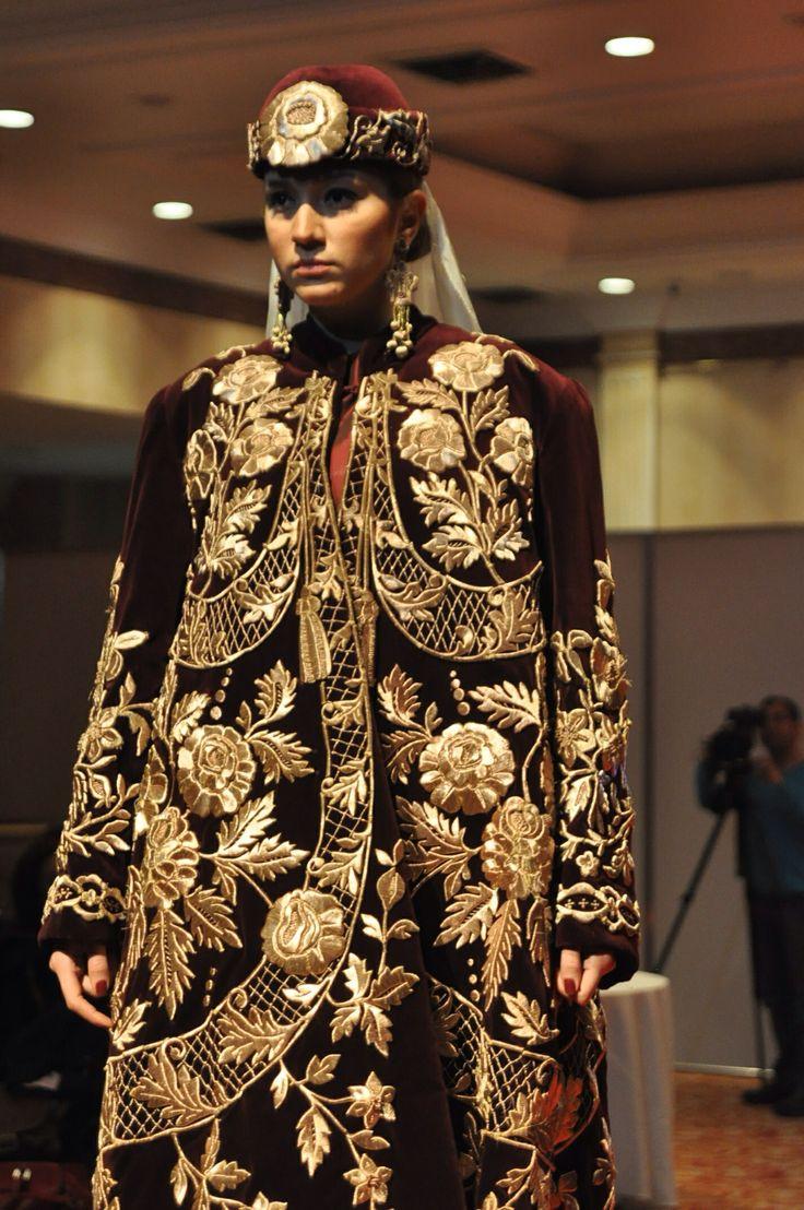 Bindallı robe